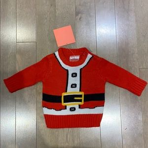 Other - Christmas shirt for baby 3 months old